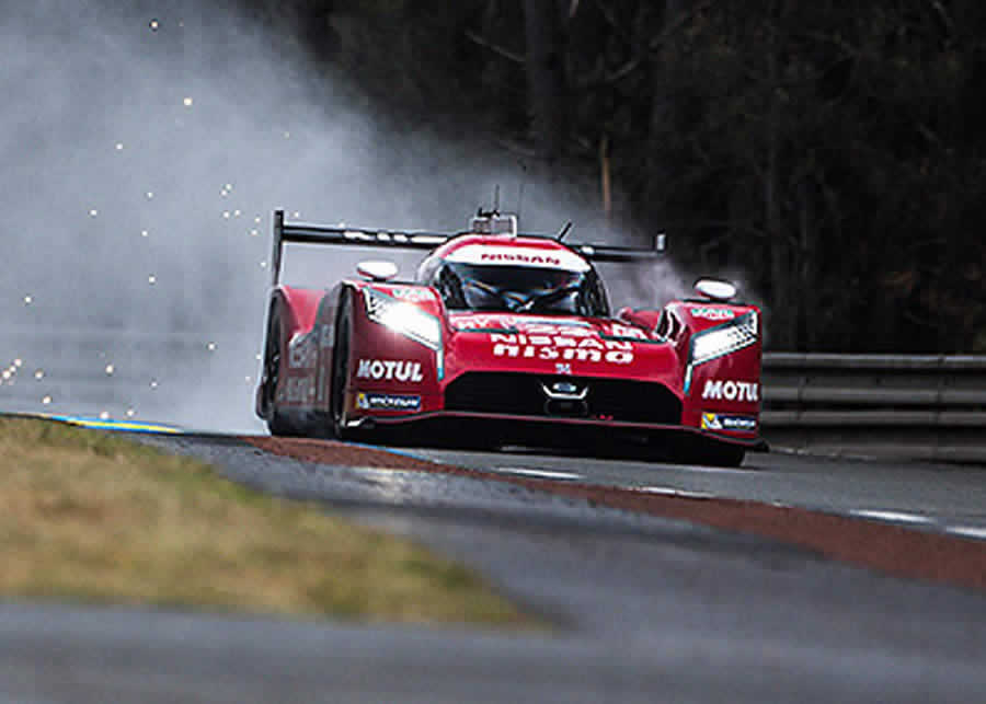 Follow Le Mans 24 hour race with our Exclusive Package